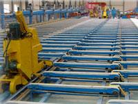 Линия транспортировки профиля и обработки, оборудование для алюминиевого профиля
