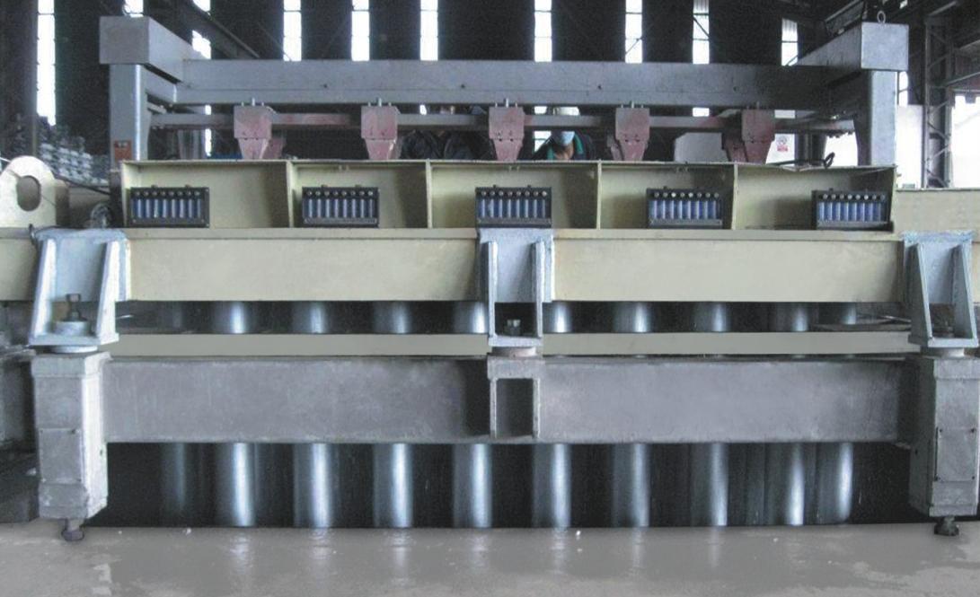 кристаллизатор, литейная машина